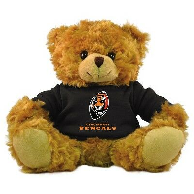 8d930661b NFL Team 9-inch Rally Men Hoodie Bear - Cincinnati Bengals