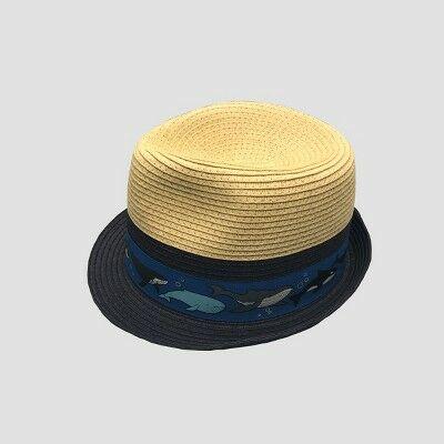 fd3ac225f88 Baby Boys  Whales Fedora - Cat   Jack™ Blue 12-24M