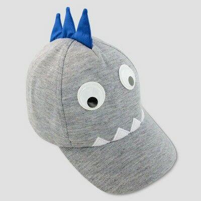 1dfc1a30cde Baby Boys  Monster Baseball Hat - Cat   Jack™ Gray 12-24M