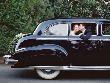 Points for Your Wedding Transportation Contract