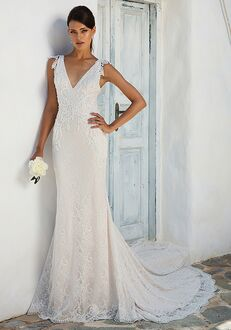 Justin Alexander 8966 Mermaid Wedding Dress