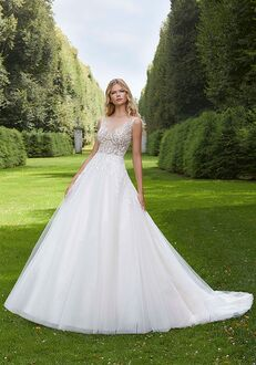 Morilee by Madeline Gardner Paladia Ball Gown Wedding Dress