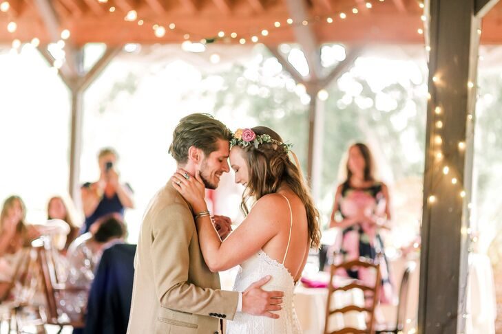 Bohemian First Dance at Succop Conservancy in Nixon, Pennsylvania