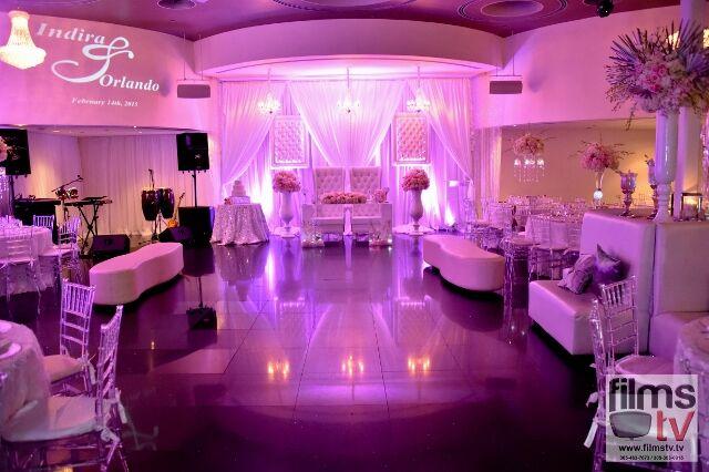 Aqua Reception Venue Reception Venues Miami Fl