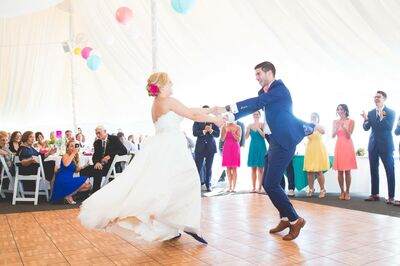 Your Romantic First Dance