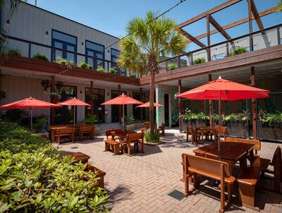 Sidecar Patio and Oyster Bar