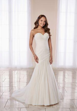 Stella York 7075 Wedding Dress