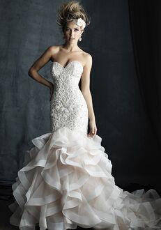 Allure Couture C389 Mermaid Wedding Dress