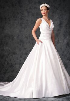Privé by Jasmine A229008 Ball Gown Wedding Dress