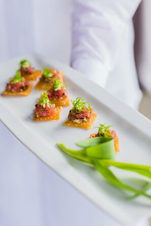 Asian Style Appetizers