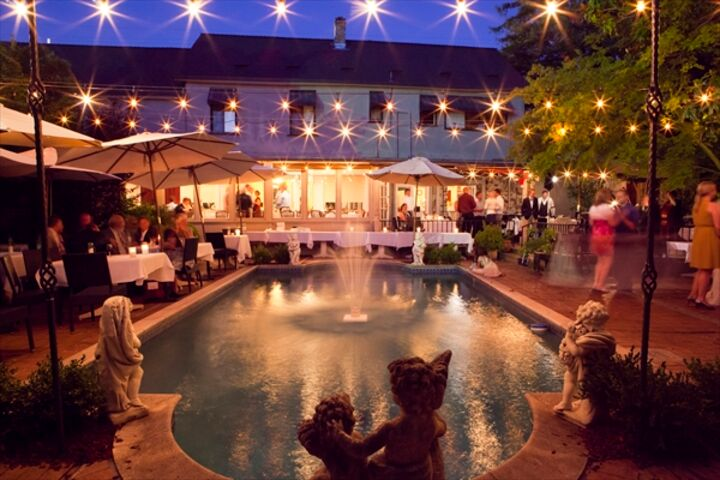 Depot Hotel Restaurant And Garden Sonoma Ca