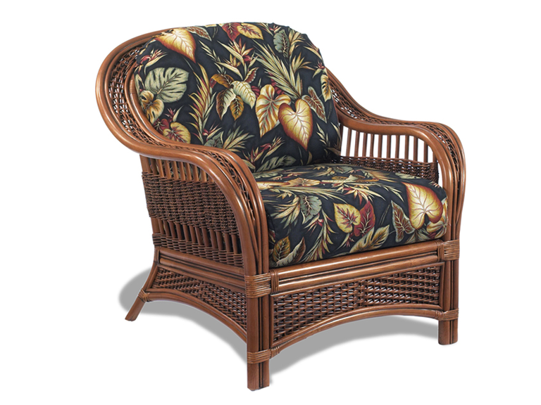 3 Have An Indoor Patio This Wicker Chair Is Perfect For Those Days He Wants To Sit Back And Relax With A Book