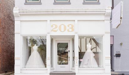 Luxe Redux Bridal Boutique | Bridal Salons - Cincinnati, OH