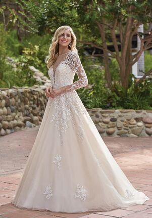 Jasmine Bridal F211016 Ball Gown Wedding Dress
