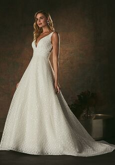 Amaré Couture C159 Cece Ball Gown Wedding Dress