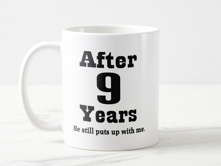 9 Year Anniversary Gift Ideas