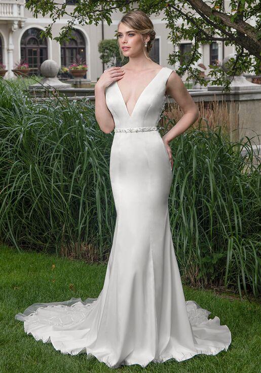 f1f8acce887 Mary s Bridal Moda Bella MB2019 Wedding Dress - The Knot
