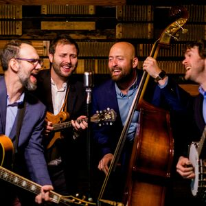Charleston, SC Bluegrass Band | Green Levels