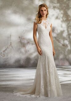 Morilee by Madeline Gardner 8288 / Lynette Sheath Wedding Dress