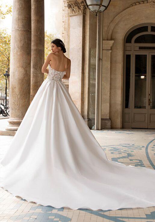 PRONOVIAS PRIVÉE LOY A-Line Wedding Dress