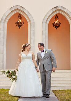 Stella York 6745 A-Line Wedding Dress