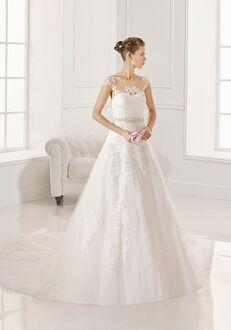 Adriana Alier Zania A-Line Wedding Dress