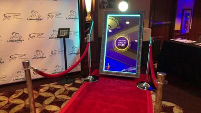 Magic Touch Photo Booth