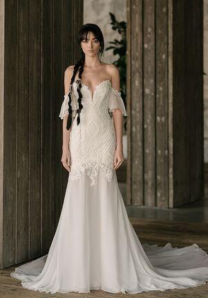 Rivini by Rita Vinieris Monroe Sheath Wedding Dress
