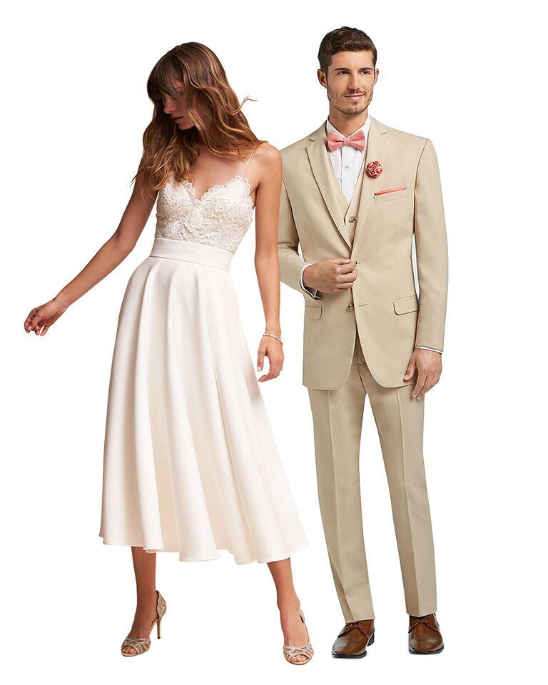 cb90de5c21a Wedding Dress and Tuxedo Combos