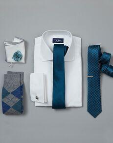 The Tie Bar Wedding Accessories Teal Wedding Accessories Green Tuxedo