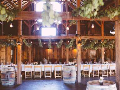 You've Got to See This New Approach to Farm-to-Table Weddings